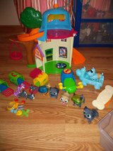 Puppy Dog Pals house and accessories in Chicago, Illinois