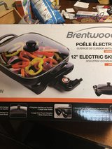 Electric skillet. New in Sandwich, Illinois