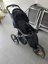 Running stroller in Spangdahlem, Germany