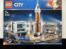 Lego City 60228 Deep Space Rocket & Launch Control Set. Brand New Sealed. in Lakenheath, UK