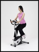 **Alinco Fitness the motorcycle which it's is easy to use by simple operation** in Okinawa, Japan