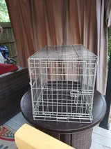 Pet cage in Houston, Texas
