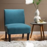 New Dark Teal Slipper Chair in Phoenix, Arizona