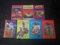 Set of 7 Kids Books by R.L. Stine in Vacaville, California