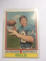 1974 Joe Ferguson Football Card in Stuttgart, GE