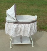 2 items= Delta Children Sealy Ortho Rest Crib / Bassinet in Macon, Georgia