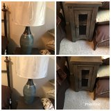 2 nightstands with lamps in Houston, Texas