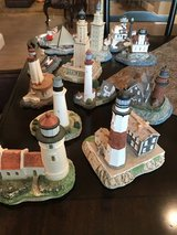 15 Lighthouse and Ship statues-reduced in Conroe, Texas
