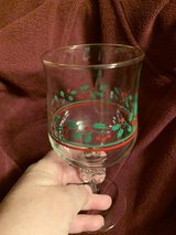 Christmas Goblets in Fort Campbell, Kentucky