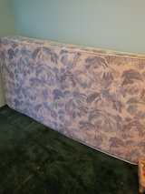 2-Twin mattresses and boards came off of Bunkbed set in Fort Lewis, Washington