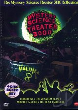 Collectors 4 DVD Set of Mystery Science Theater 3000 in Okinawa, Japan