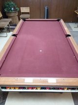 Pool Table in Chicago, Illinois