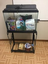 20 gallon fish tank and stand in Westmont, Illinois
