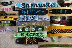 I MADE IT! -Bracelets, Bookmarks, Key rings and more in Ramstein, Germany