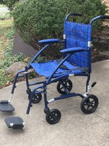 Drive Transport Wheelchair in St. Charles, Illinois