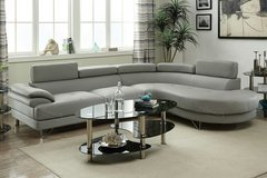 BRAND NEW! CONTEMPORARY SLEEK STYLING SOFA CHAISE SECTIONAL in Camp Pendleton, California