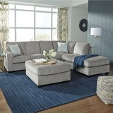 BRAND NEW! COMFY GREY CITY SOFA CHAISE SECTIONAL in Camp Pendleton, California