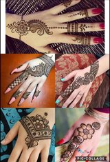 Henna Artist available for Teen Graduation party in Tomball, Texas