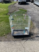 Free Bird Cage...like new in Aurora, Illinois