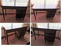 Solid Wood Writing Desk in Chicago, Illinois
