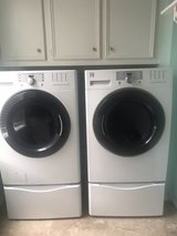 washer and dryer in Kingwood, Texas