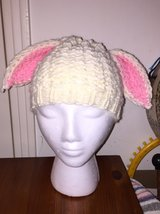 Handmade Knitted Floppy Ears Easter Bunny Hat in Clarksville, Tennessee