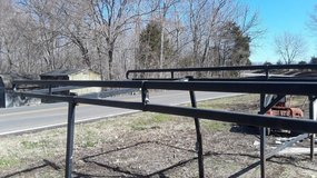 Ladder rack for truck  (long bed) in Clarksville, Tennessee