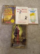 All 4 books for $2 in St. Charles, Illinois