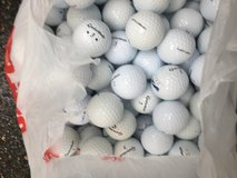 50 Used Golf Balls, AAAA, Mostly Major Brands!! in Spring, Texas