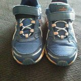 Size 13 Like New boys gym shoes in St. Charles, Illinois
