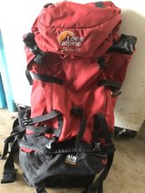 low alpine backpack with straps in St. Charles, Illinois