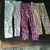 3 pair size 4/5 girls pants in St. Charles, Illinois