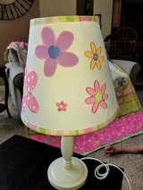girl lamp to match comforters (can be sold just as the lamp) in St. Charles, Illinois