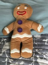 Shrek movie Gingy stuffed toy in Plainfield, Illinois