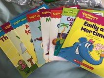 Set of sight words books in Plainfield, Illinois