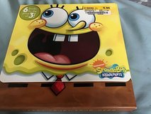Set of Spongebob books in Chicago, Illinois