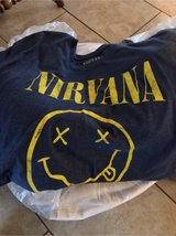 Nirvana T-shirt I have 2 Size L and XL in Chicago, Illinois