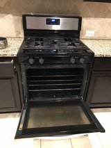 Gas stove in Kingwood, Texas