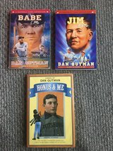 3 books!  Dan Gutman Baseball Card Adventures in Chicago, Illinois