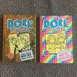 Like New!  2 Dork Diaries Hardcover Books in Chicago, Illinois