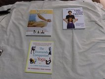 3 Yoga books and 1 New CD in Okinawa, Japan