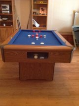Bumper pool table in Alamogordo, New Mexico