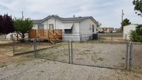 Nice 3 Bed/2 Bath w/ Refrigerated AC--- Investor Financing! in Alamogordo, New Mexico