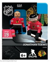 Blackhawks mini figure in Joliet, Illinois