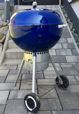 BBQ Grill Weber Grill with one bag of briquette in Ramstein, Germany