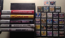 Nintendo DS Lite and 23 DS games in Yucca Valley, California
