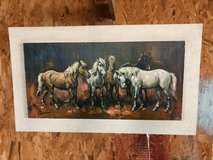 Horses picture in Fort Leonard Wood, Missouri