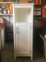 White Bathroom Cabinet (2 available) in Westmont, Illinois