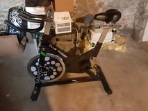 Marcy Club Trainer Spin Exercise Bike in Plainfield, Illinois