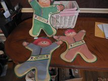 3 NEW IN PACKAGE CABBAGE PATCH DOLL CLOTHES in Byron, Georgia